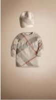 Retail 2014  Free Clothing Set Autumn Girl`s Long Sleeve sweater+Hat children cardigan turtleneck sweater girls sweater