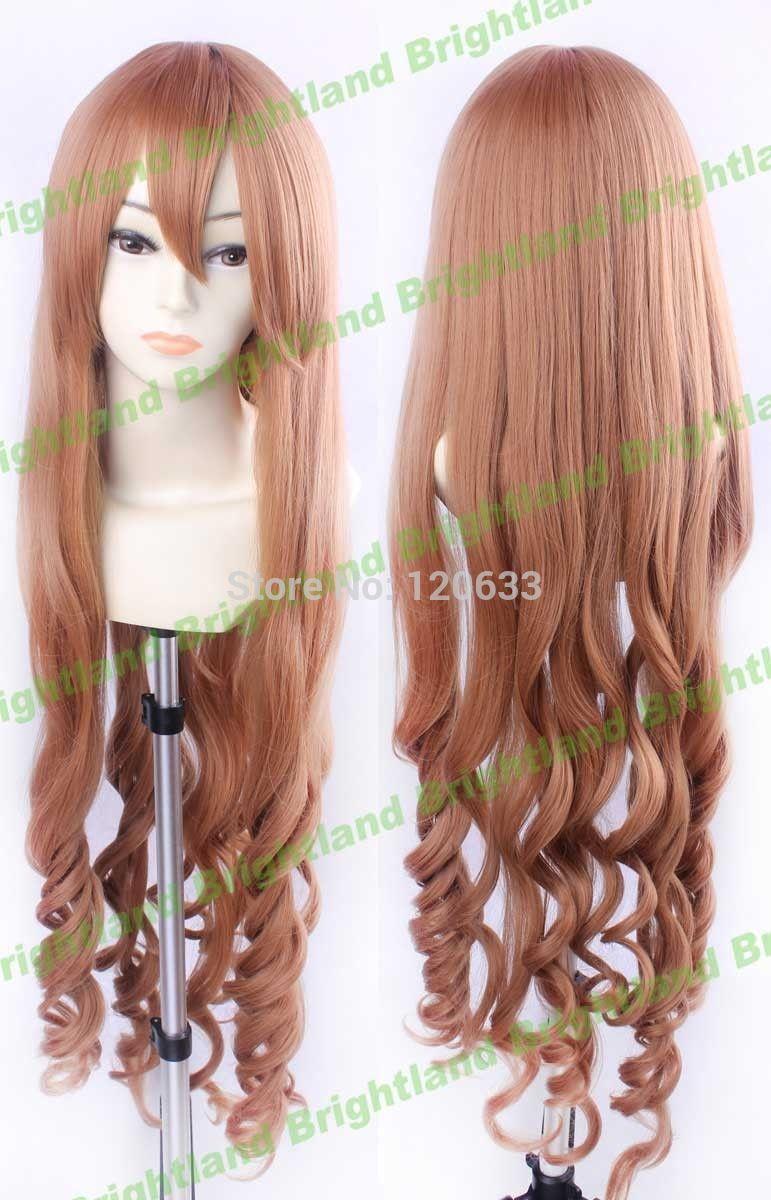 Парик косплей Cos Aisaka Kanekalon bob аксессуары для косплея cosplay wig cosplay cos cos