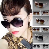 Lady Girl Rhinestone Sunglasses Metal Frame Eyewear Glasses Spectacles 3 ColorsFree&Drop Shipping