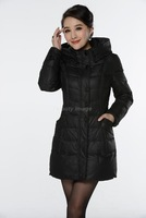 6XL, 7XL, 8XL, 9XL 2014 New Long Women Down Parkas Luxury Jaqueta Feminina Black Winter Jacket Large Size