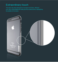 """100% Brand NILLKIN Natural Color TPU Soft Case For Apple iPhone 6 4.7"""" phone case+Screen Protector"""