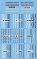 440sheets water transfer Nail Stickers Nail art Decal  with different design Free Shipping  YB-095888