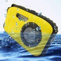16MP Waterproof Digital Camera 10M 8X Zoom Underwater Shockproof HD cam 2.7inch LCD CMOS water proof Cameras DC