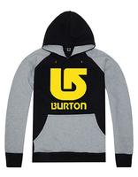 New Spring 2014 Brand Hip-hop skateboard hiphop 100% cotton sweatshirt burton UBIQ pocket hat shirt,Hoodies Men,sport suit men
