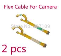 2PCS Lens Zoom Anti-Shake Flex Cable for Nikon J1 J2 10-30 mm