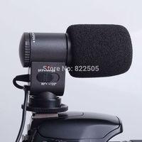 SG-107 DV Stereo Microphone Shotgun Video Camera Camcorder for canon 600D 60D