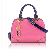 2014 autumn new wave of Ms. authentic Korean fashion handbags handbag shoulder bag Messenger Cross