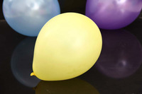 free shipping party wedding 1.3g 10'' air balloon anniversario graduation supplies 100 pieces/lot latex yellow balloons