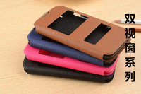 Hot sale i908 Original Flip PU Leather cover case For Philips Xenium i908 High quality Free Shipping