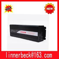 Free shipping!DC24v-AC120v  60HZ 2000W Pure Sine Wave Frequency Inverter off inverter