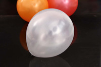 party decoration classical toys 1.3g 10'' 100 pieces/lot silver round balloon free shipping balloons