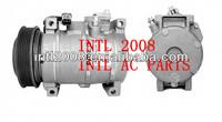 compressor 10S17C  Liberty (KJ) 2.5 2.8 CRD 2001- 55037467AB 447220-3972 55037467AA 55037467A