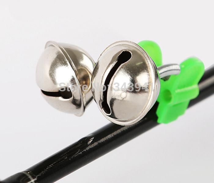 Кейс для рыболовных принадлежностей Discover fun 5Pcs Fishing Twin Bells