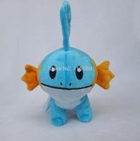 Pokemon Center Origina 2014 Mudkip (Mizugorou) Plush Toy Doll