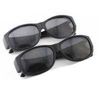 1 Pr Polarized COVER Over Sunglasses Over  GLASS fit Driving  100% UV 400 Eyewear Google-Faster Shipping