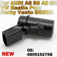 4B0919275B for audi A6 Volkswagen PARKING SENSOR VW PDC SENSOR VW FOR AUDI A6 S6 A8 S8 VW Beetle Polo Derby Vento For SKODA