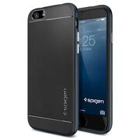 "50pcs/lot DHL modern 5.5"" spigen sgp durable slim armor for apple iphone 6 plus case Neo Hybrid phone cases With retail box"