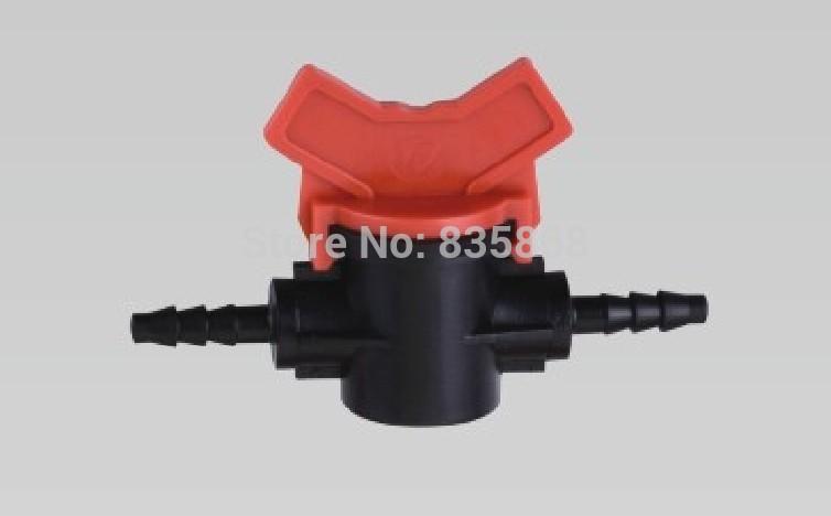 En plastique micro syst me d 39 irrigation de jardin valve 4 7 mm tube sys - Systeme d irrigation maison ...