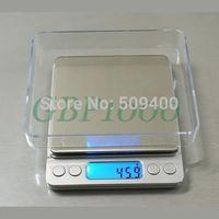 Precision 2000g x 0.1g Digital Scale Balance Weight Jewelry Food Diet