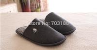 2014 warm men memory foam slipper ,soft and warm inner sole , comfortable to wear it ,2 colors