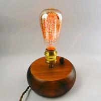 E27 40W  Vintage Edison Incandescent Light  lighting fixtures Bulb ST58 Tungsten Lamp Kitchen Table Carbon Filament Light Bulbs