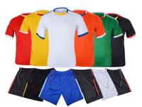 1440Short sleeve soccer uniform Multi-Colored
