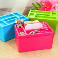Plastic Tissue Box desktop storage box