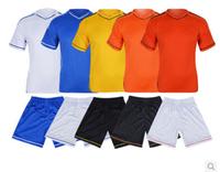 V-Neck Short sleeve soccer uniform