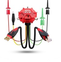 Free Shipping of GPG SINI 5 in1 pro cable (SPECIAL TEST MODE EDITION) can use with MT.CYCLONE.ATF.ect boxes
