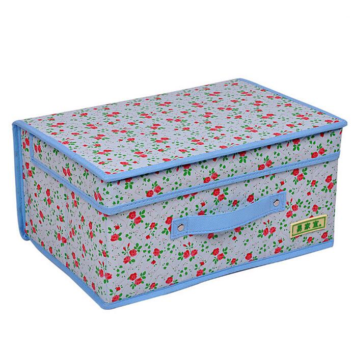 Home decorative closet organizer storage boxes & bins clothing organizer box for cosmetic underwear socks(China (Mainland))