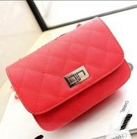 New Brand Handbag Pu Ling Han Edition Mini Shoulder Bag Chain Bag W2038