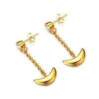 Sailor Moon earrings, Sterling silver 925 women Stud earring, Cos,Sailor Moon Series,  free shipping