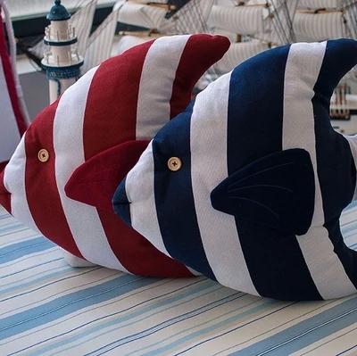 подушки в морском стиле выкройка