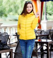 2014 new women coat winter fashion down jacket jaquetas femininas desigual female casaco ladies casual brand short clothing 4
