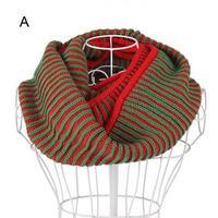 2014 Winter women yarn KNITTED circle scarf neckwarmer infinity scarfs  .NL-2220