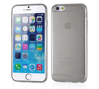 Ultra thin 0.3mm TPU Gel Clear Case for iPhone 6 Plus 5.5Inch Free Shipping