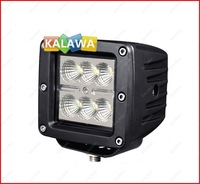 One piece Auxiliary lamp 18W! Floodlight for UV Bus Car Truck Vehicle Car 1260lm 12V/24V  Waterproof FREE SHIPPING ^GG01
