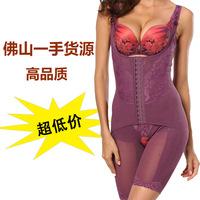 M- 4XL Hot Full Body Shaper Corset Bamboo Underwear Waist Sliming Corsets Bodysuit Women Girdles Body Shapers