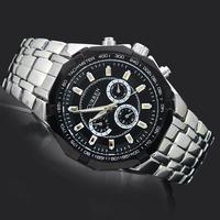 1PC Hot Sale Business Man Men's Boy's Sports Gift Curren Analog Quartz Wrist Hand Watches Clocks Hours, 8084