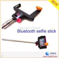 Selfie monopod with bluetooth,self portrait stick monopod