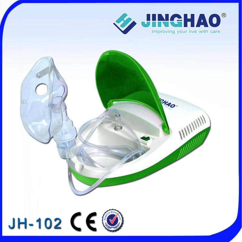 nebulizador compressor máquina para medicação boquilha inalador tubo de ar frasco de máscara acessórios portable jh-102 tratar a asma(China (Mainland))