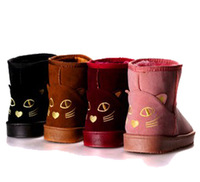 2014 Comfortable warm boots new lady boots in winter Cartoon women boots xxx274