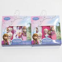 Original High Quality Frozen Underwear Girls Calcinha Infantil Briefs Frozen Princess Elsa & Anna calcinha frozen Panties