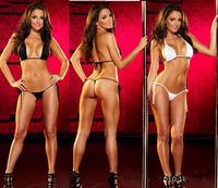 New 2014 Summer Beach Vintage Lace Bikinis Set Women Push Up Swimwear & Swimsuit Bathing Suit