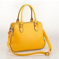 New Style Alligator Women Handbag Fashion Women Genuine Leather Bag Luxury Lady Messenger Bag Popular Shoulder Bag Crossbody Bag