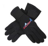 High quality 3mm neoprene gloves diving gloves