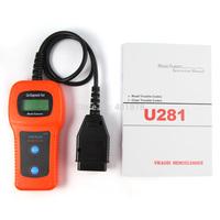 U281 CAR Code Reader,Auto Scanner,Multifunctional Code Card Reader/Scanner, Motor Diagnostic Tool,Car Repairing Instrument
