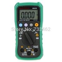 Mastech New Auto range Handheld 3 3/4 Digital Multimeter MS8239C AC DC Voltage Current Capacitance Frequency Temperature Tester
