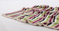Competitive Price Super Quality Baby Stroller Blanket 100% Cotton Woollen Blanket DSLAND Baby Stroller Blanket