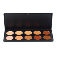 5pcs Pro 10 Color Camouflage Concealer Palette Eye Face Cosmetic Makeup Cream